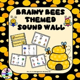 Brainy Bees Themed Sound Wall Packet!