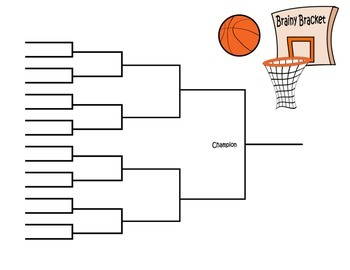 Brainy Bracket: A March Madness game for multiple subjects!