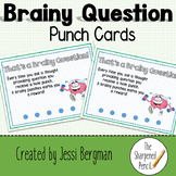 Brainy Questions Punch Card- Encouraging Questioning Skills
