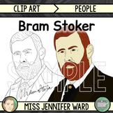 Bram Stoker Clip Art