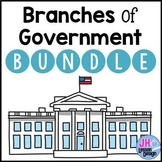 Branches of Government Activity BUNDLE