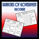 Branches of Government Brochure- Civics SS.7.C.1.7  SS.7.C