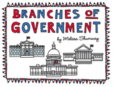 Branches of Government Clip Art