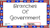 Branches of Government Digital Activity