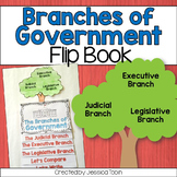 Branches of Government Flip Book