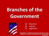 "Branches of Government Grade 4 PPT (with Justin Bieber ""Go"
