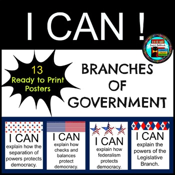 Branches of Government I CAN