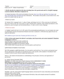 Branches of Government Lesson Plan & Activities