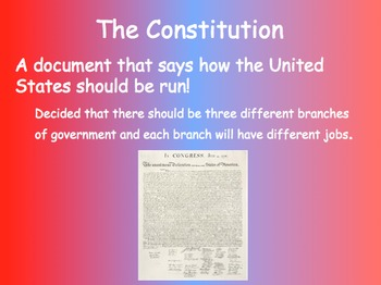 Branches of Government Powerpoint (National, state, local)