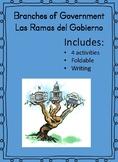 Branches of Government Ramas del Gobierno