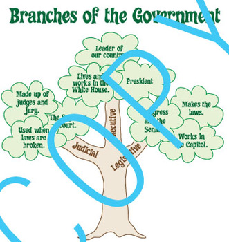 Branches Of Government Social Studies