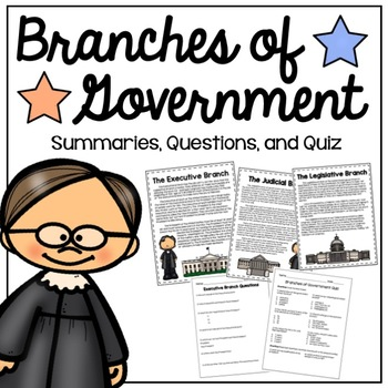 Branches of Government Summaries