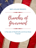 Branches of Government meets Marshmello