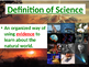 Branches of Science and STEAM Career Project Powerpoint