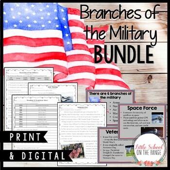 Veteran's Day BUNDLE