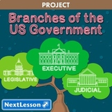 Branches of the US Government - Projects & PBL