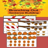 #backtoschool Branching Out Sentence Building Vol. II Long Vowels