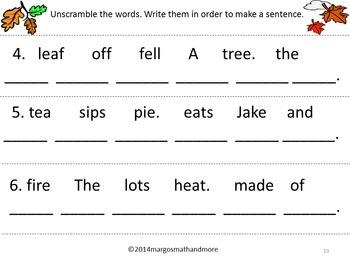 #backtoschool Preprinted Branching Out Sentence Building Vol. II Long Vowels