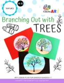 Branching Out with Trees Art Lesson Plan