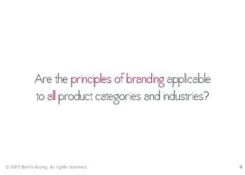 Brand Diversity