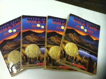 "Brand NEW ""Walk Two Moons"" books, by Sharon Creech - Liter"