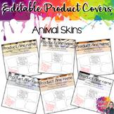 Branded Covers-Animal Print