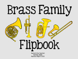 Brass Family - Instrument Flipbook