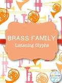 Brass Family Listening Glyphs