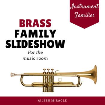 Brass Family Slideshow