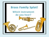 Brass Family Splat! - A Listening Game.