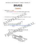 Brass Instrument Family - Digital Booklet