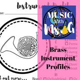 Brass Instrument Profiles