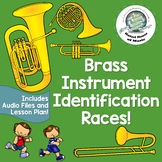 Brass Instrument Races: FREE- Aural Identification w/ Audio .mp3 Files
