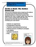Brass Penny Lab:  Strike It Rich!