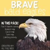 Brave Bald Eagles