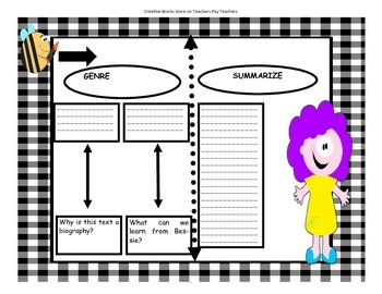 Brave Bessie - Tri-Folds + Activities ( 2nd Grade Reading Wonders)