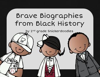 Brave Biographies from Black History