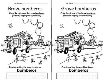 Brave Bomberos