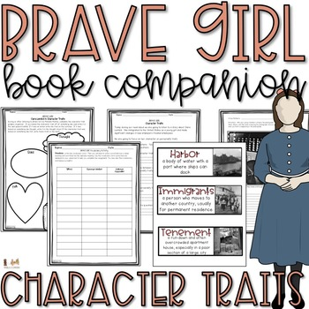 Brave Girl Book Companion-Character Traits