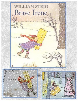 Brave Irene Activities With Writing Starters