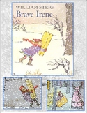 BRAVE IRENE- Activities with Writing Starters - Spanish