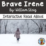 Brave Irene Interactive Read Aloud