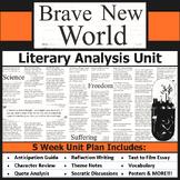 Brave New World Unit Bundle