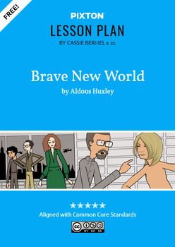Brave New World Activities: Character Map, Imagery, Major Themes