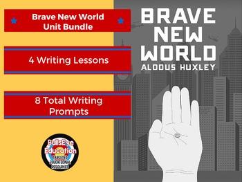 Brave New World By Aldous Huxley Unit Bundle