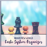 Brave New World: Caste System Graphic Organizer and Activity