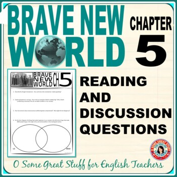 Brave New World Chapter 5 Comprehension and Analysis Activity