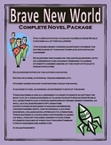 Brave New World Complete Novel Package