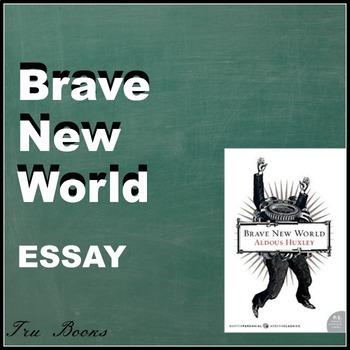 Brave New World Essay