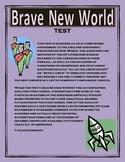 Brave New World Novel Test